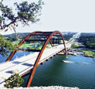 Loop 360 Bridge over Lake Austin, pennybacker bridge, austin texas